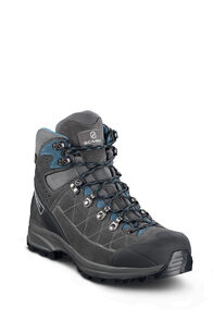 Scarpa Kailash Trek GTX Boots — Men's, Shark/Gray/Lake Blue, hi-res