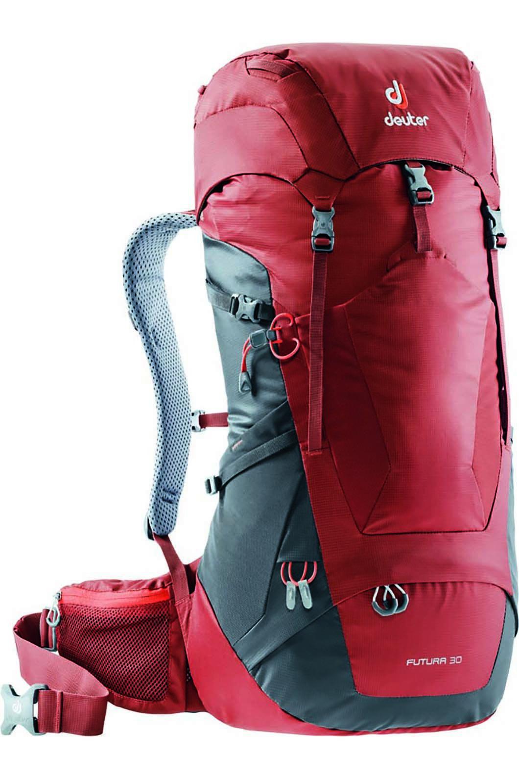 Deuter Futura Trekking Pack 30L, None, hi-res