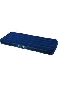 Intex Single Downy Air Bed, None, hi-res