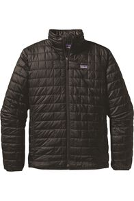Patagonia Men's Nano Puff Jacket, Black, hi-res
