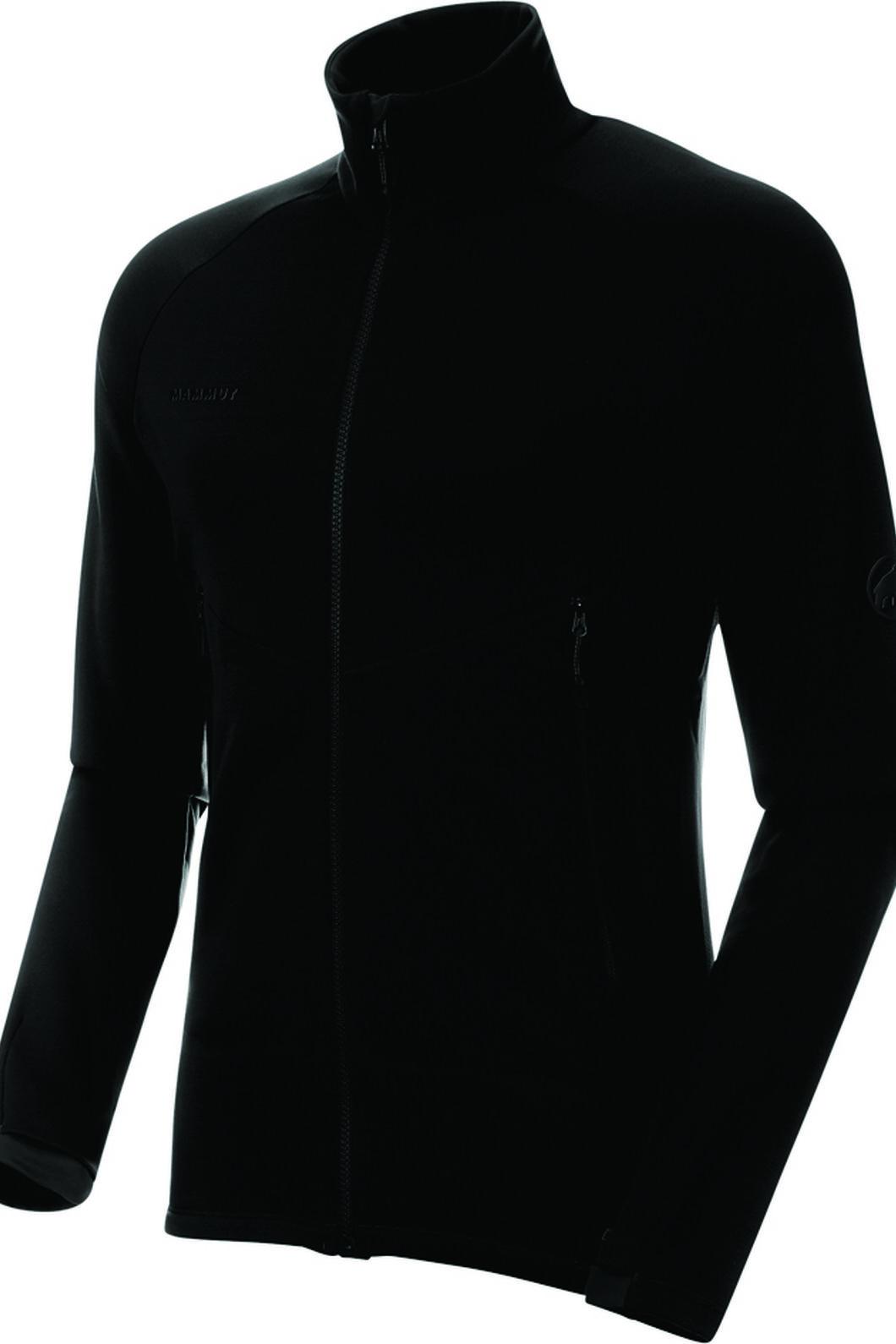 Mammut Aconcagua Mid Layer Jacket - Men's, Black, hi-res