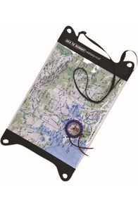 Sea to Summit Waterproof Map Case — Large, None, hi-res