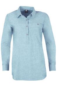 Rover Long Sleeve Shirt - Women's, Light Blue Chambray, hi-res