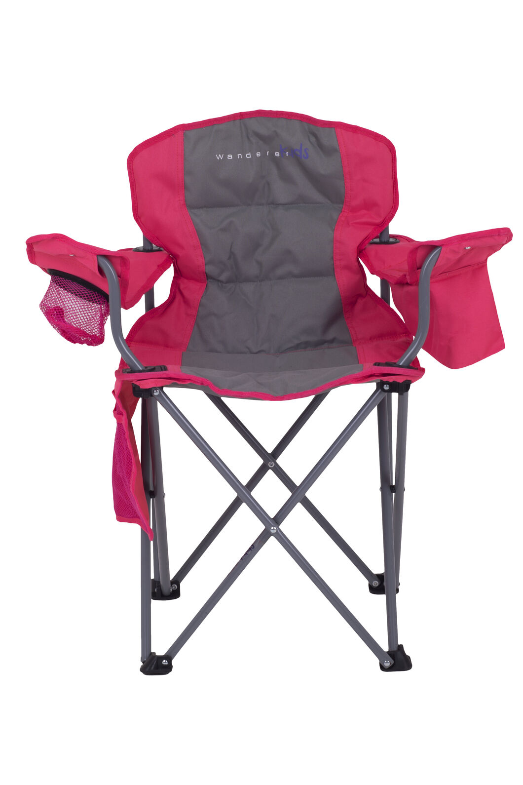 Wanderer Kids' Cooler Arm Chair, Pink, hi-res