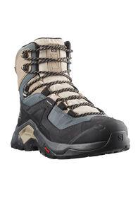 Salomon Women's Quest Element GTX Hiking Boots, Ebony/Rainy Day/Stormy Weather, hi-res