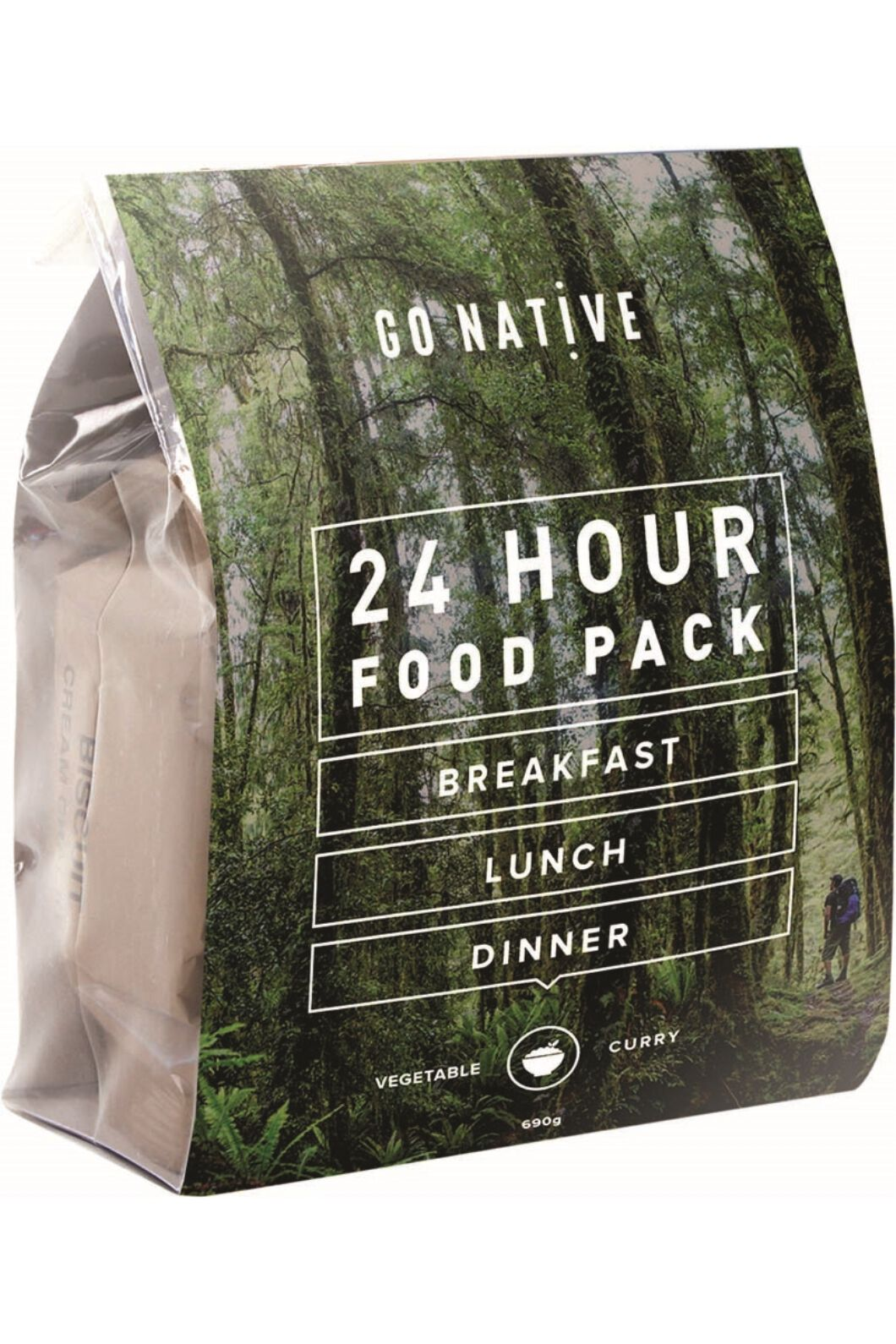 Go Native All Day Expedition Food - Vegetable Curry, None, hi-res