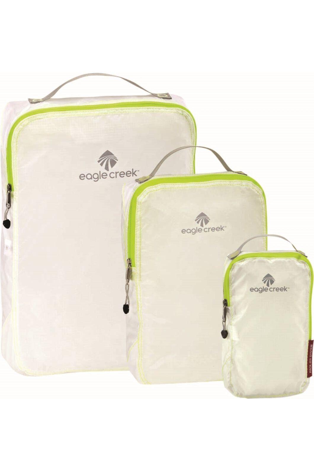 Eagle Creek Pack-It Specter Cube Settrobe, WHITE STROBE, hi-res