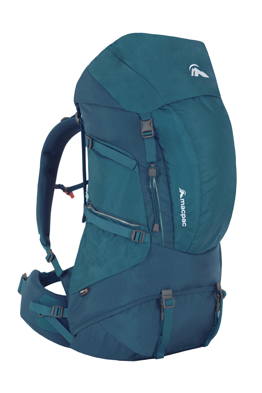 Macpac Torlesse 65L Pack V2, Ocean Depths, hi-res