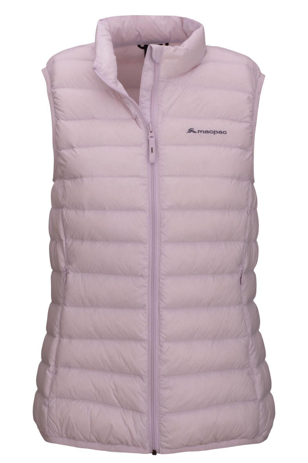 Macpac Women's Uber Light Down Vest, Orchid Hush, hi-res