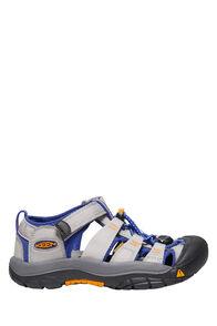 KEEN Kids' Newport H2 Sandals, Paloma/Galaxy Blue, hi-res