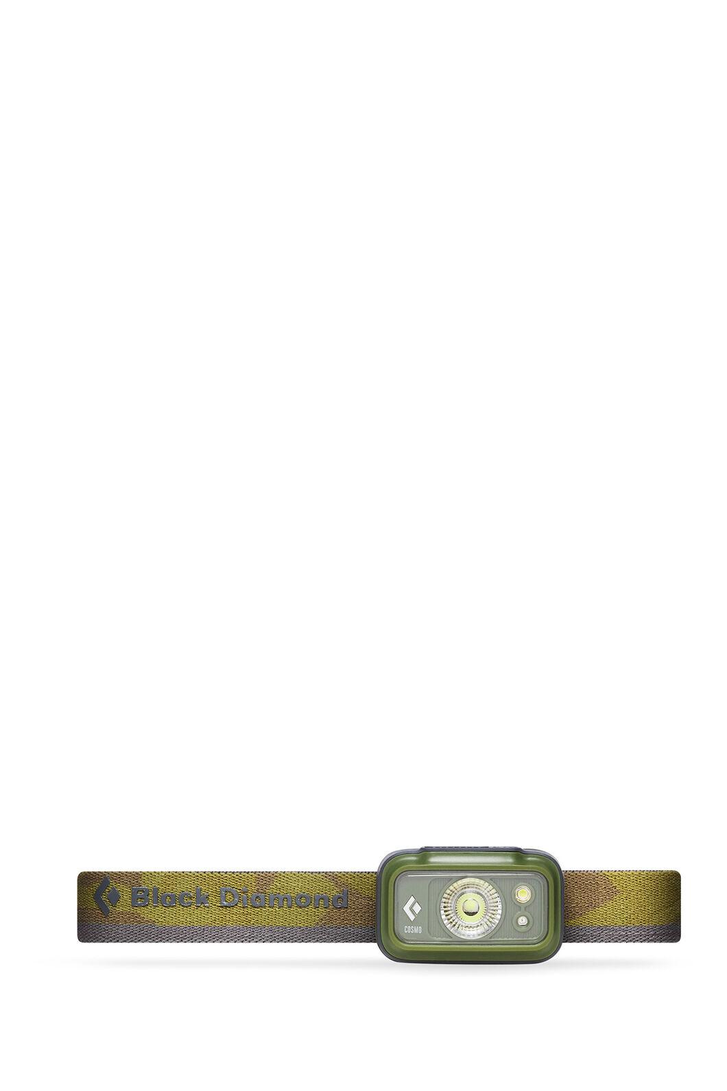 Black Diamond Cosmo 250 Headlamp, Dark Olive, hi-res