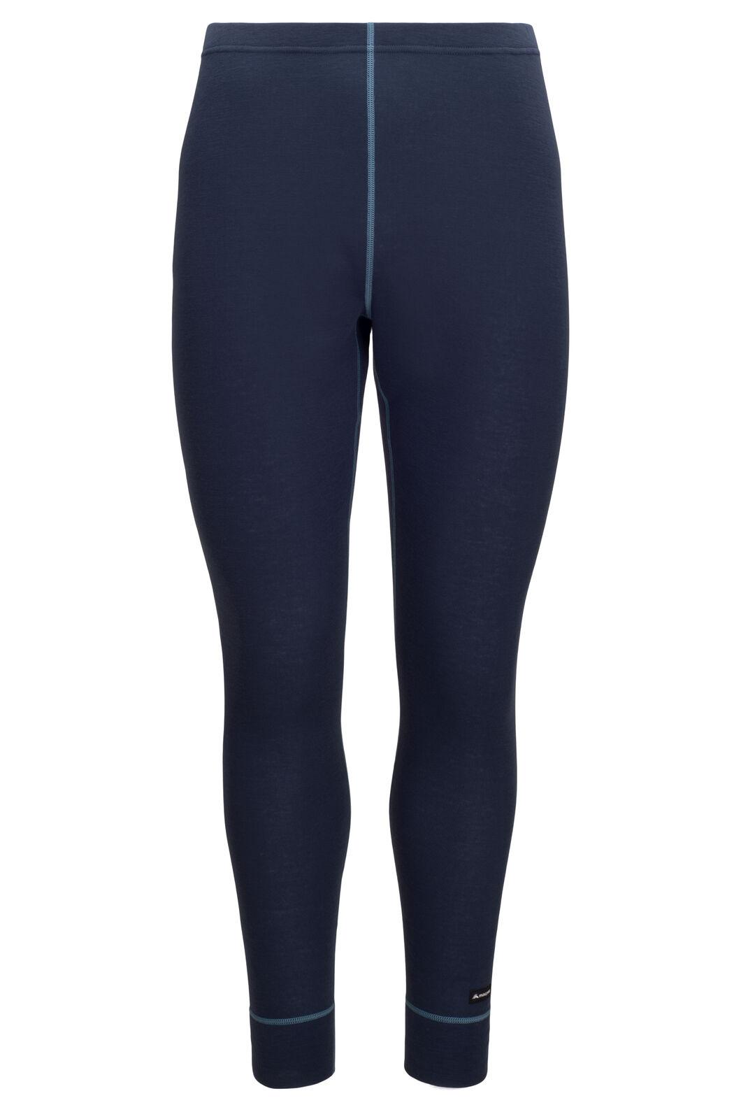 Macpac Men's Geothermal Pants, Black Iris, hi-res