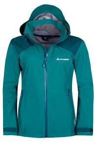 Traverse Pertex Shield® Rain Jacket - Women's, Teal, hi-res