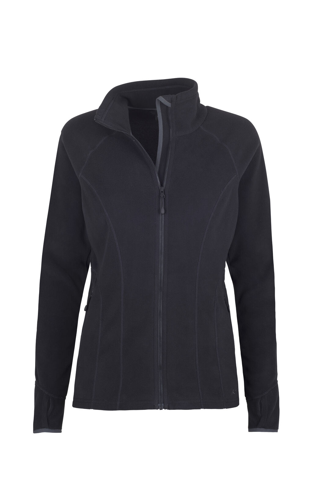 Macpac Kea Polartec® Micro Fleece® Jacket - Women's, Black, hi-res