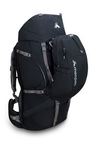 Macpac Genesis AzTec® 85L Travel Backpack, Black, hi-res