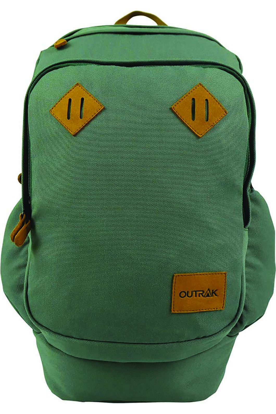 Outrak Patch Daypack 28L 28L, DUCK GREEN, hi-res