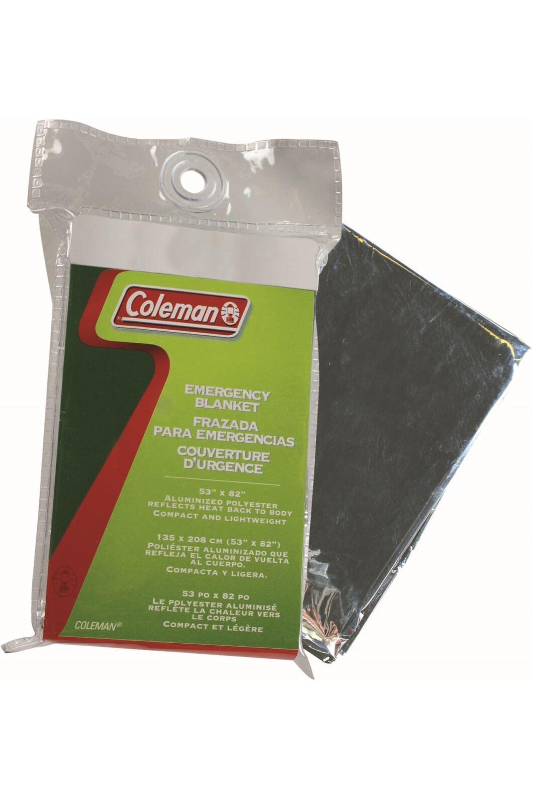 Coleman Emergency Blanket, None, hi-res