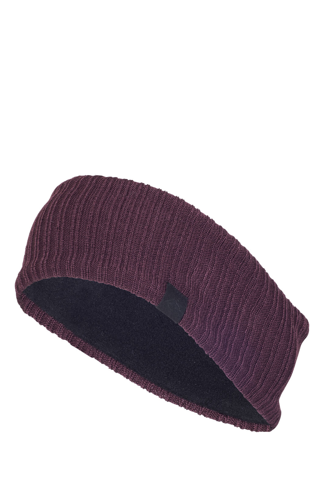 Macpac Merino Headband, Vineyard Wine, hi-res