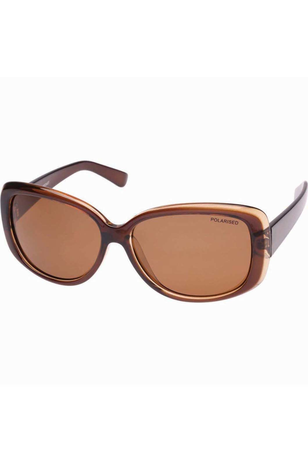 Cancer Council Women's Garland Sunglasses One Size Fits Most, CRYSTAL CHOCOLATE, hi-res
