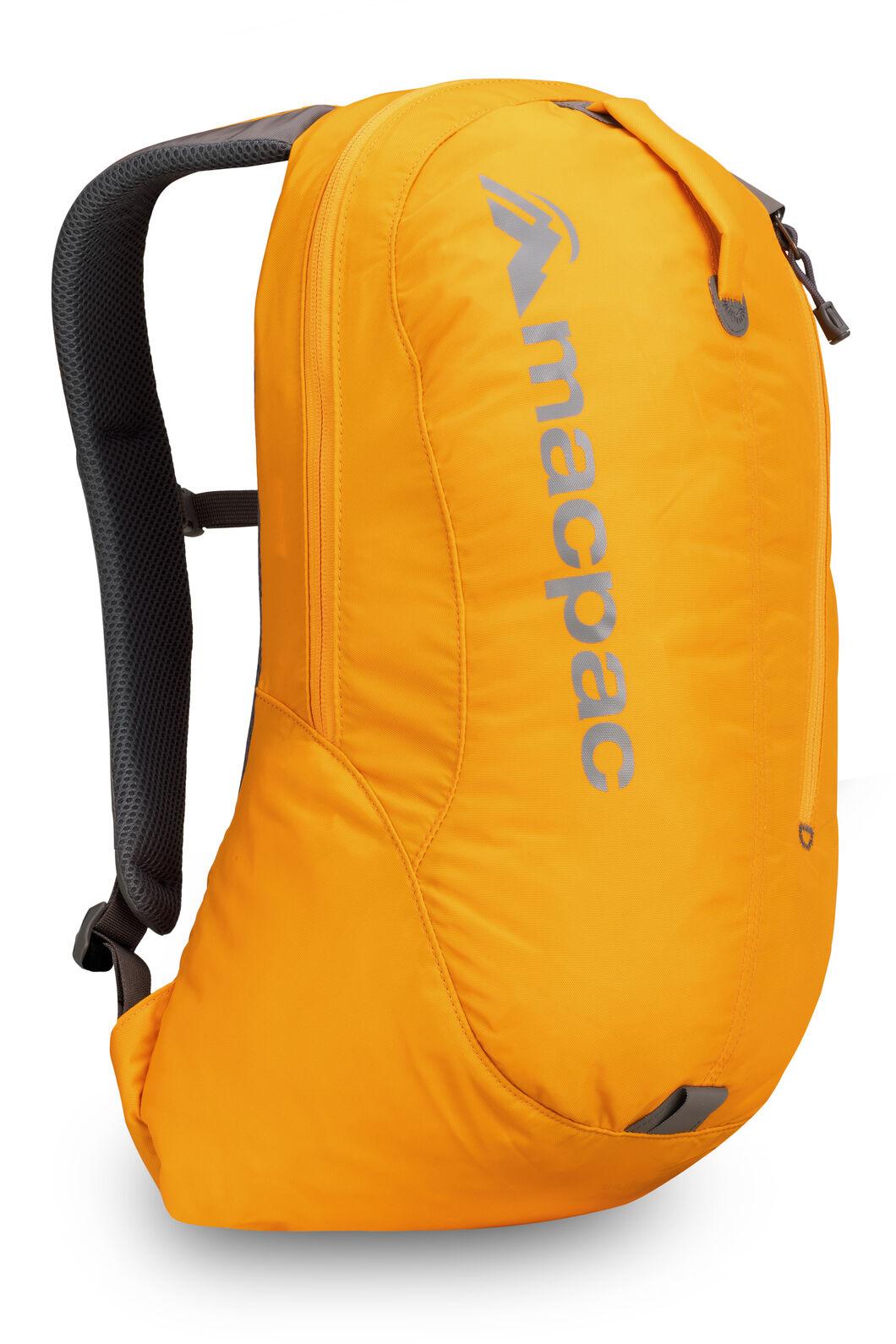 Macpac Kahuna 18L Backpack, Cadmium Yellow, hi-res