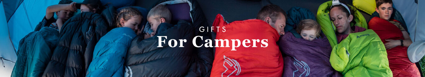 Campers Christmas Gift Guide