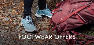 20% off scarpa and keen footwear